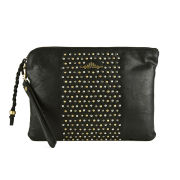 Urbancode Grudge Oversized Clutch Bag - Black
