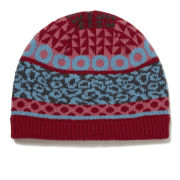 Paul Smith Accessories Women's Fairisle Beanie - Pink