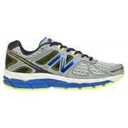 New Balance Men's NBX M860SB4 Trainers - Silver/Blue