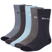 Bench Men's 5-Pack Socks - Multi