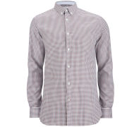 Jack & Jones Premium Men's Louis Checked Shirt  - Red