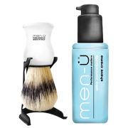 men-ü Barbiere Shave Kit - White