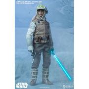 Sideshow Collectibles Luke Skywalker: Echo Base 12 Inch Figure
