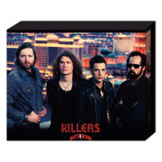 The Killers City - 40 x 30cm Canvas