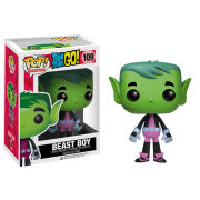 DC Comics Teen Titans Go! Beast Boy Pop! Vinyl Figure