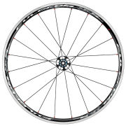 Fulcrum Racing 5 LG CX Clincher Wheelset - Black/White