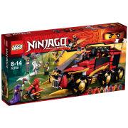 LEGO Ninjago: Ninja DB X (70750)