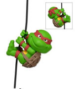 NECA Teenage Mutant Ninja Turtles Raphael 2 Inch Scaler Figure