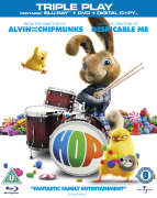 Hop - Triple Play (Blu-Ray, DVD and Digital Copy)