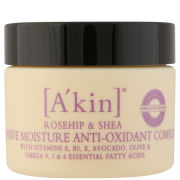 A'Kin Rosehip and Shea Intensive Moisture Anti-Oxidant Complex (50ml)
