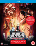Fullmetal Alchemist Brotherhood - The Complete Series 1: Episodes 1-33
