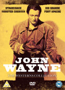 John Wayne Westerns Collection (Stagecoach / Rio Grande / Fort Apache / Rooster Cogburn)