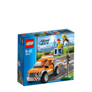 LEGO City Great Vehicles: Light Repair Truck (60054)