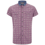 Pearly King Men's Dismay Shirt - Pink