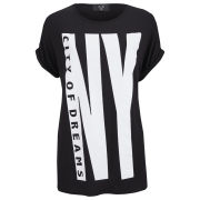 AX Paris Women's New York Top - Black