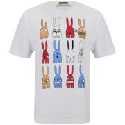 Peter Jensen Women's Rabbits T-Shirt - White/Multi