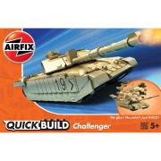 Airfix Quick Build Challenger Tank