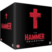 The Hammer Collection (21 Disc Collector's Box Set)