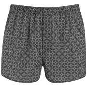 Derek Rose Men's Arlo Modern Fit Boxer Shorts - Charcoal