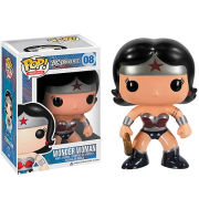 DC Comics Wonder Woman New 52 Previews Pop! Vinyl Figure