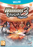Warriors 3 Orochi Hyper (Wii U)