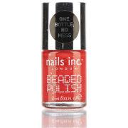 nails inc. Hampstead Beaded Polish (10ml)