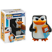 Penguins of Madagascar Skipper Pop! Vinyl Figure