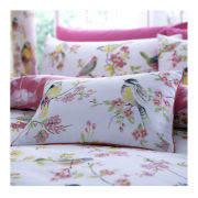 Catherine Lansfield Birds Boutique Cushion - Multi