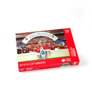 Paul Lamond Games Arsenal 2014 FA Cup Winners Puzzle