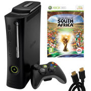 Xbox 360 Elite Console: Bundle (including 2010 Fifa World Cup & HDMI Cable)
