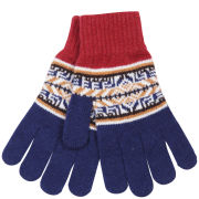 Barbour Men's Hedley Gloves - Navy