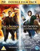 Percy Jackson: Lightning Thief / Sea of Monsters (Includes UltraViolet Copy)