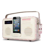 View Quest Emma Bridgewater DAB+/FM Radio and Dock - Sampler (8 Pin/Lightning)