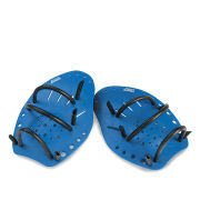 Zoggs Matrix Hand Paddles - Blue