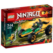 LEGO Ninjago: Jungle Raider (70755)