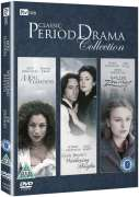 Classic Period Drama Collection: Moll Flanders / Wuthering Heights / Dr. Zhivago