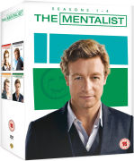 The Mentalist - Seasons 1-4