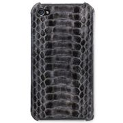 Stylesnob iPhone 4 Case - Dark Grey