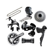 Shimano Dura Ace 9070 Compact Di2 Bicycle Groupset