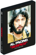 Serpico - Steelbook Edition (Masters of Cinema)