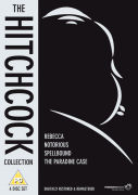 Hitchcock Boxset: Rebecca / Spellbound / Notorious / The Paradine Case
