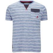 Kangol Men's Claver T-Shirt - Light Blue