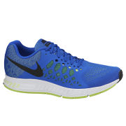Nike Men's Zoom Pegasus 31 Running Shoes - Blue/White
