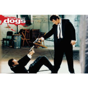 Reservoir Dogs Guns - Maxi Poster - 61 x 91.5cm