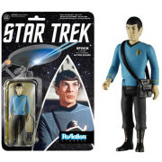 ReAction Star Trek Spock 3 3/4 Inch Action Figure