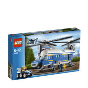 LEGO City: Police Heavy-Lift Helicopter (4439)