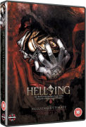Hellsing Ultimate - Volume 1-4