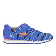Paul Smith Shoes Men's Aesop Trainers - Cobalt