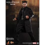 Hot Toys Marvel Wolverine 12 Inch Figure