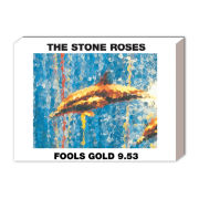 The Stone Roses Fool's Gold - 40 x 30cm Canvas